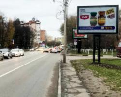 Щиты на Волоколамском шоссе