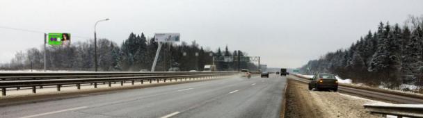 Щиты 3х6 на Новорижском шоссе
